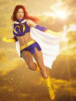 Mindy Marvel - Codex Entry by CrimsonVlkyrie