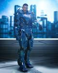 Blue Steel - Data File