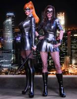 Reinforcements - Shadow Rockettes by CrimsonVlkyrie