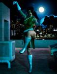 Jade Lotus - Costume Update