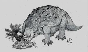 Retrosaur Challenge 1: Primitive Herbivore