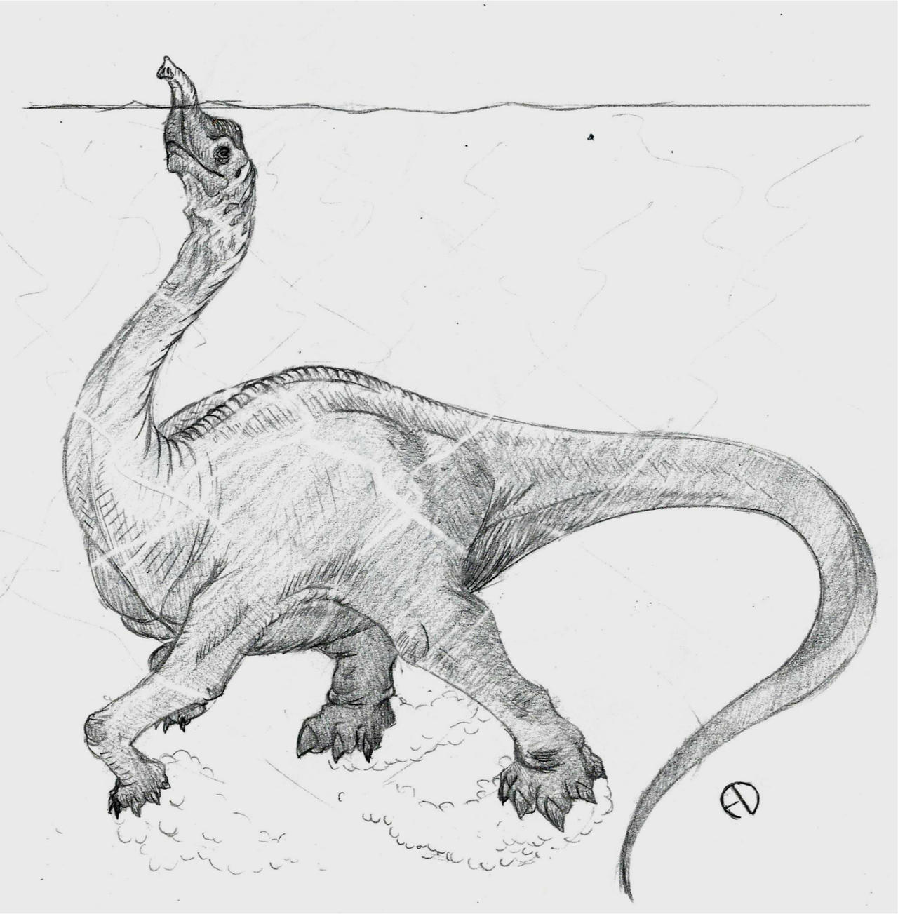 Retrosaur Challenge 3: Long-Necked Goliath