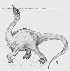 Retrosaur Challenge 3: Long-Necked Goliath