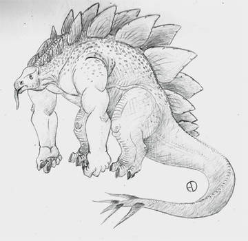 Retrosaur Challenge 24: Known for Oversized Arms