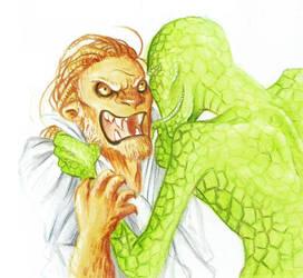 Anthropomorphes - fight