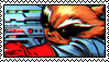 Rocket Raccoon Stamp by XkUMACCHI