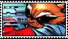 Rocket Raccoon Stamp by XkUMACCHI
