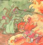 Battle Lammy colo