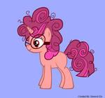 MLP, me via the pony creator