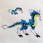 Questing Beast Fakemons