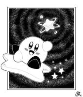 INKTOBER 2018 #8: STAR by TheBootanuki97