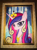 Cadence painting  by V-ZeN