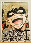 HEADSHOT: Bakugo!