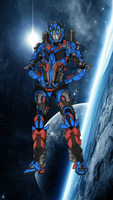 Ultra Magnus my univers