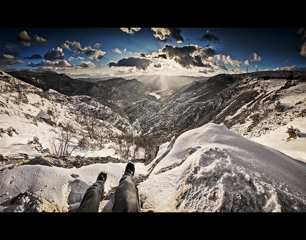 Top of the world 2 - Winter ID by Bojkovski