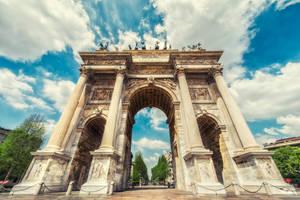 The Gate by Bojkovski