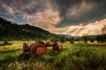 Rusting memories by Bojkovski