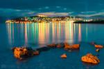Night city by Bojkovski