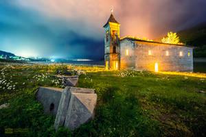 Lost religion 10 by Bojkovski