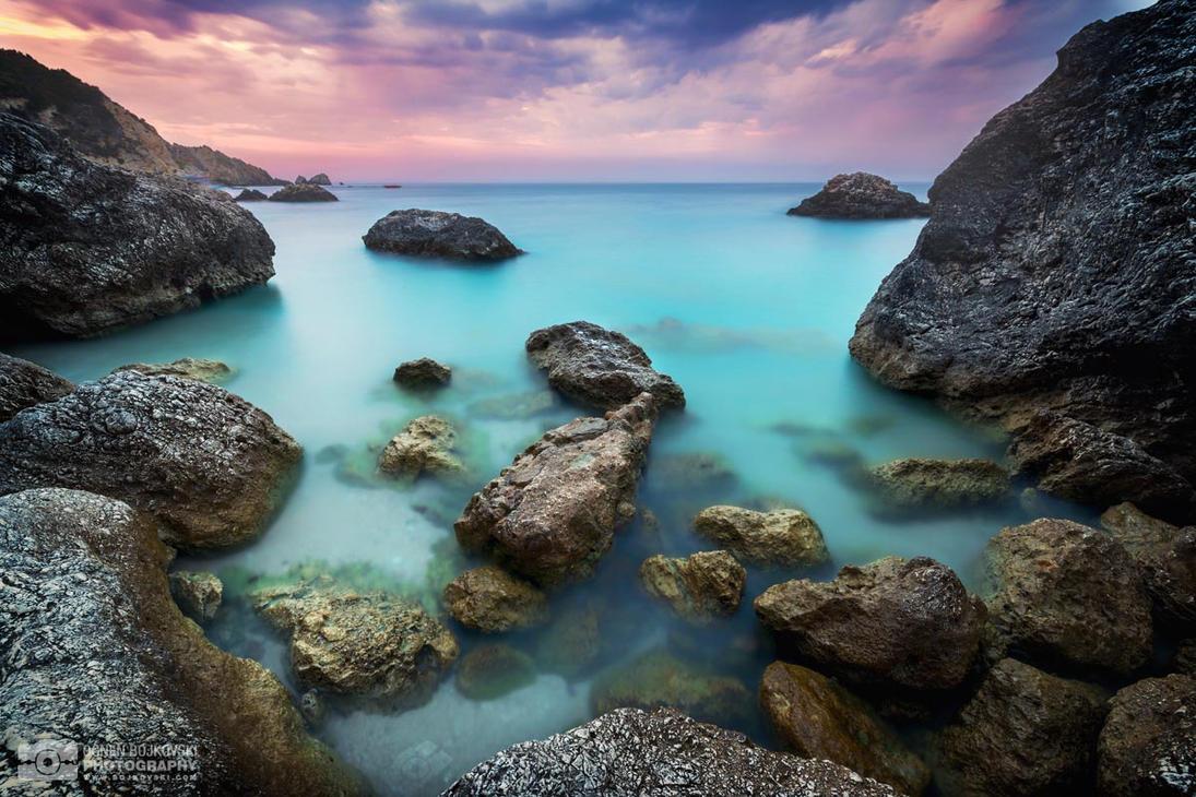 Crystal Sunset by Bojkovski