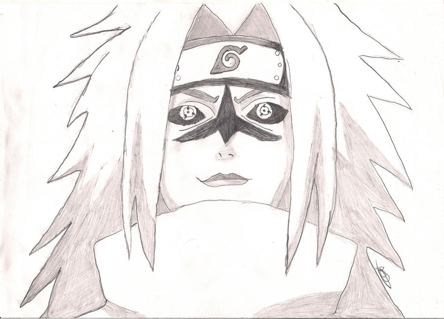 Cursemark level 2 Sasuke by Bipolarpndabear on DeviantArt