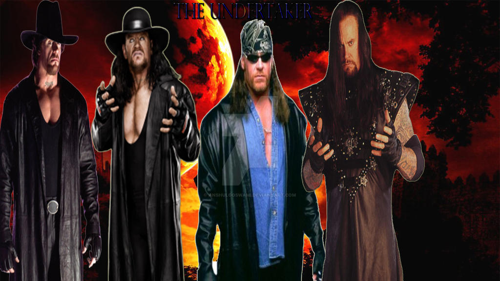 the undertaker hd wallpaper 2 by anshulgoswami on deviantart