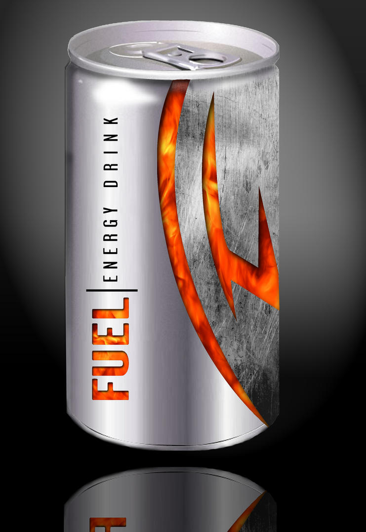 Fuel Energy Drink Project by eyeh8art on DeviantArt