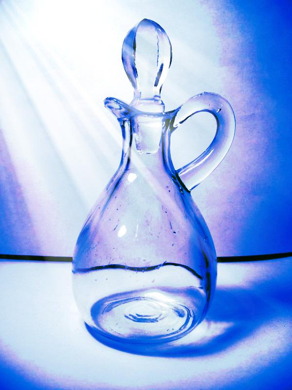 Bottle by NinjaQtee