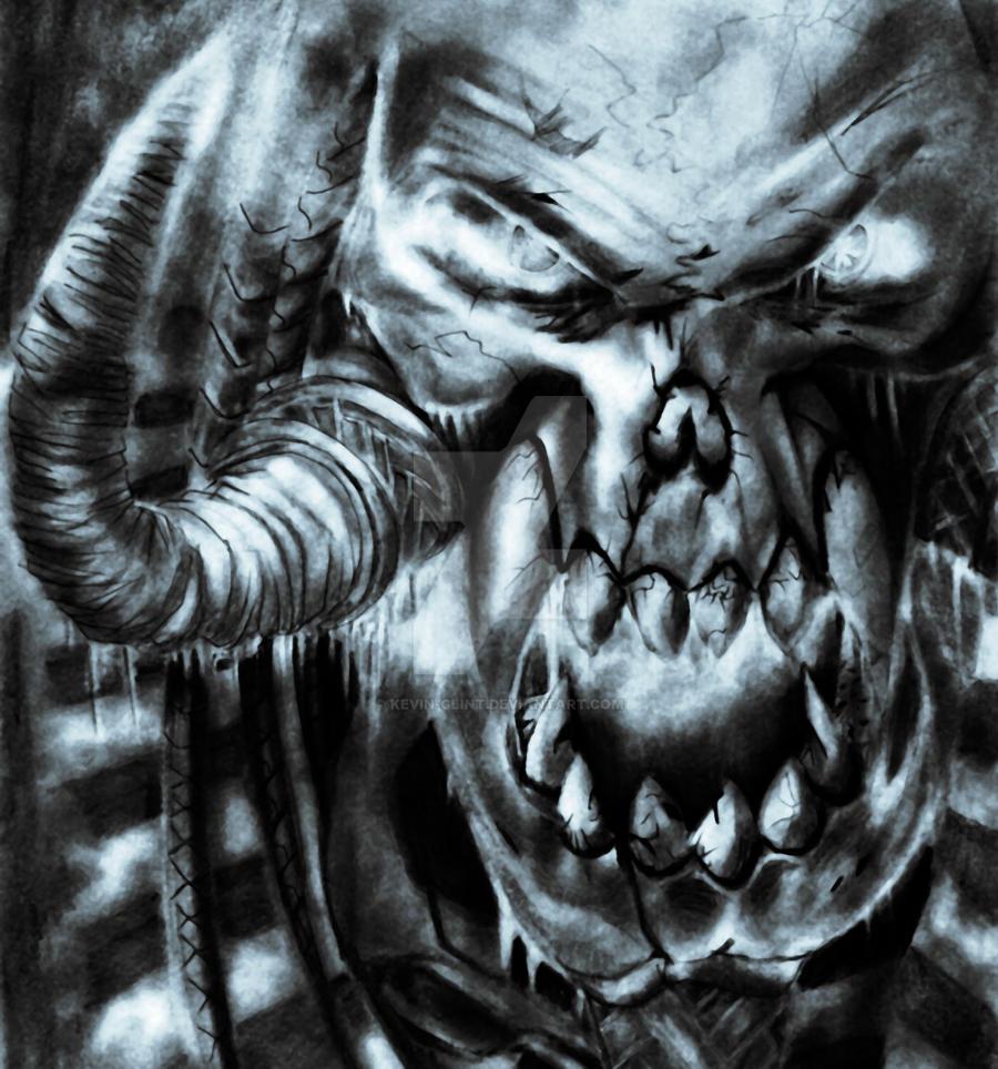 Evil Smile by nahnahnivek