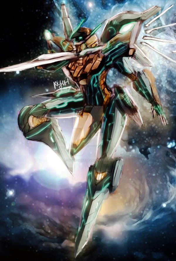 Zone Of Enders by Kevin-Glint