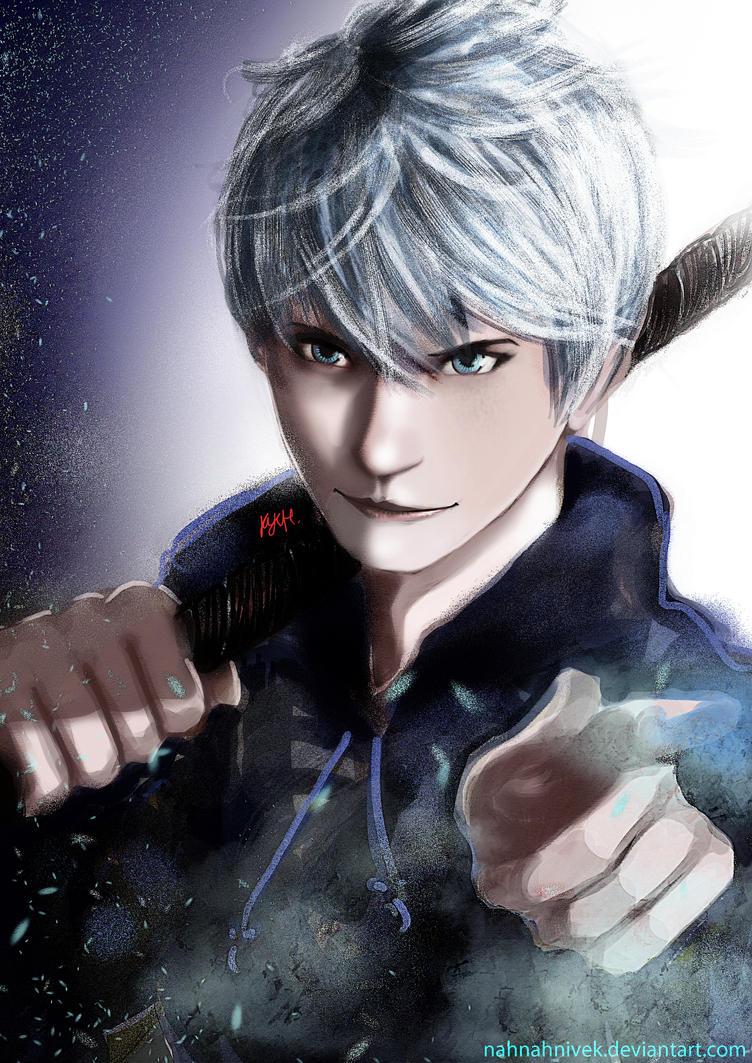 Jack Frost by Kevin-Glint