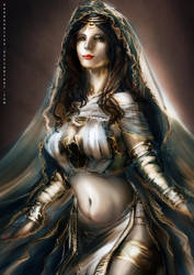 Sunless Gwynevere by Kevin-Glint