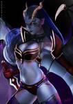 DotA 2  Queen of Pain