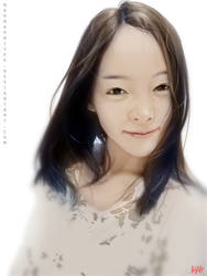 KARA - Hara Goo by Kevin-Glint