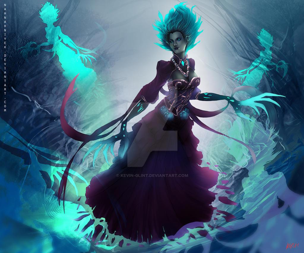 Dota 2 Death Prophet by Kevin-Glint