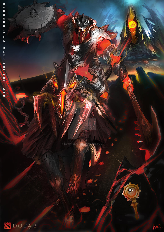 Dota 2 Chaos Knight by Kevin-Glint