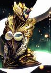 Gold Saryn