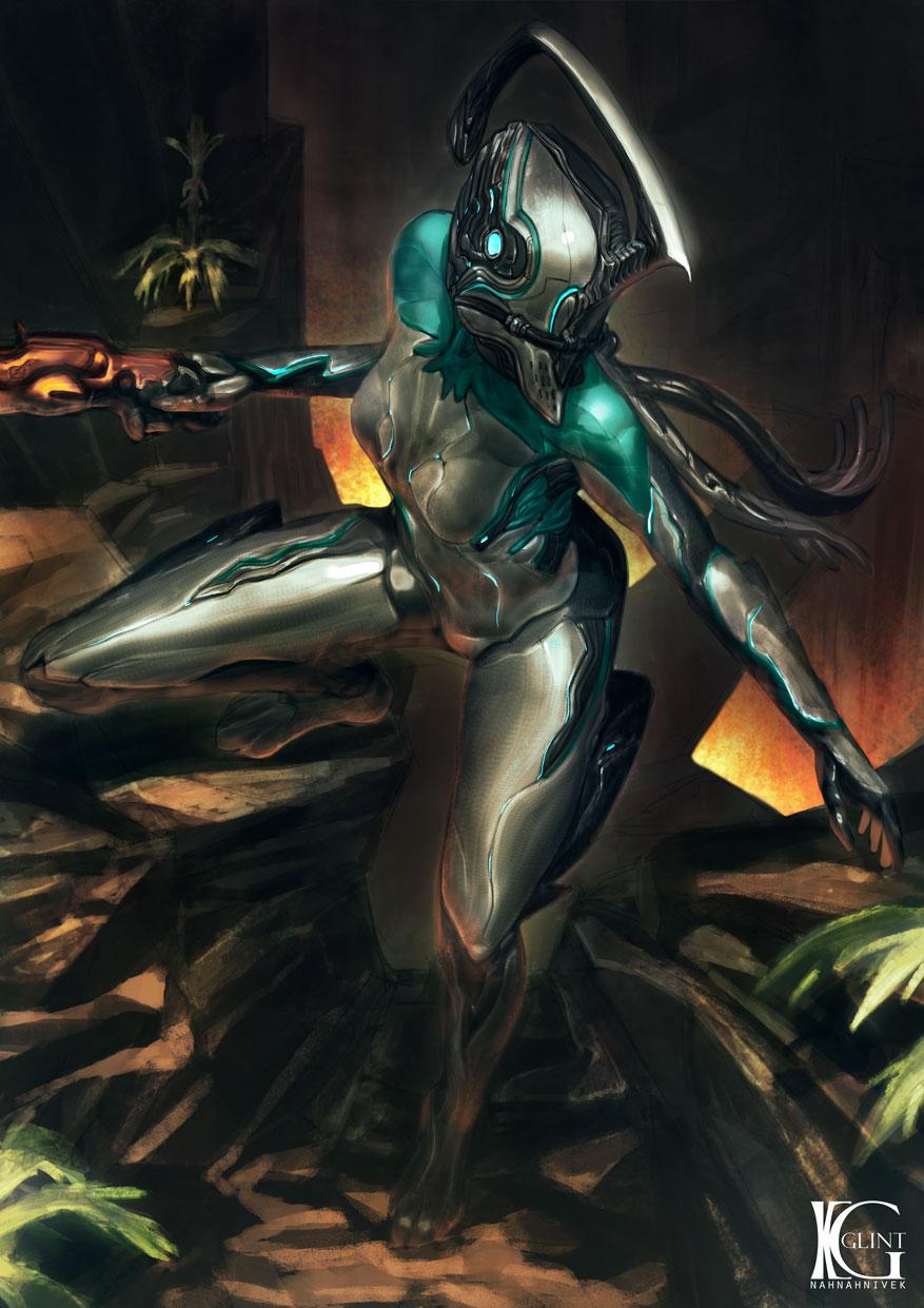 Warframe Nyx - Finding Ruk