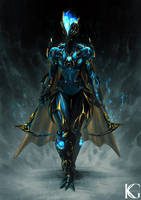 Commission - Ember Prime