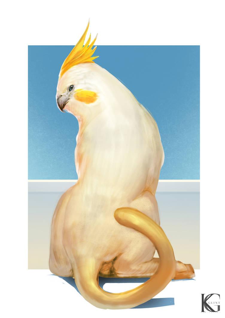 Cuckoo Cat by Kevin-Glint