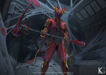 Valkyr Prime - Patreon