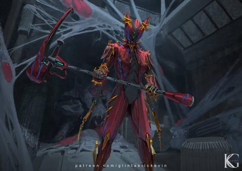 Valkyr Prime - Patreon by Kevin-Glint