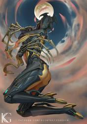 Garuda by Kevin-Glint