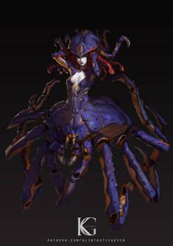 King Crab Girl