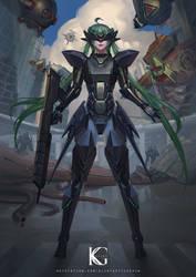 Mora Furusawa, the Last Ranger