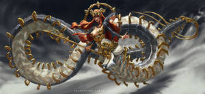 Centipede Deity Commission