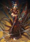 Lynx Spider Girl