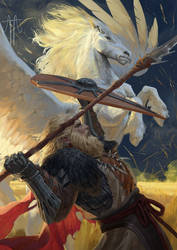 Cross the Ages: Pegasus