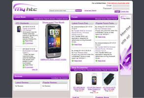 myhtc.com.au by keypxl