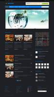Wordpress theme by keypxl
